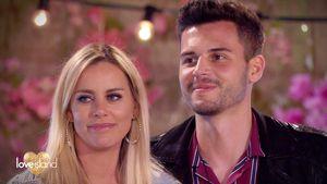 """Nach """"Love Island"""": So steht Nicole heute zu Ex-Flirt Dennis"""