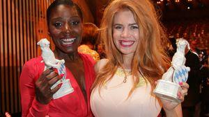 Bayerischer Fernsehpreis: Palina & Co. räumen ab