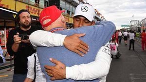 Rührende Worte: Lewis Hamilton nimmt Abschied von Niki Lauda