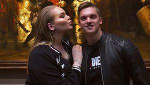 Seltenes Paar-Pic: Nikkie Tutorials stellt neuen Freund vor!