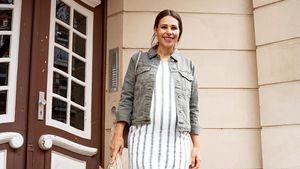 35 Wochen schwanger: Nina Noel ohne Geburtsvorbereitungskurs
