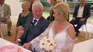 """Dritte Ehe: """"Hochzeit auf ersten Blick""""-Paar sieht's positiv"""