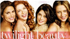 "Die ""Twilight Beauties"" in der Glamour!"