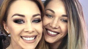 Heißes Duo: Oana Nechitis Schwester sieht ihr total ähnlich!