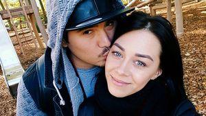 Oana Nechiti und ihr Ehemann Erich Klann