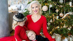 Oksana Kolenitchenkos Kids bekommen ein einziges Geschenk!
