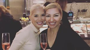 Wow-Gene: Oksana Kolenitchenko zeigt ihre wunderschöne Mama!