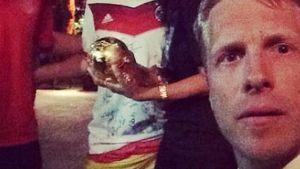 Oli Pocher feierte WM-Sieg mit Jogis Jungs in Rio