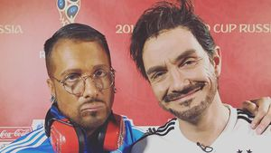 Keine Gnade von Olli & Matze: Sie nehmen WM-Männer aufs Korn