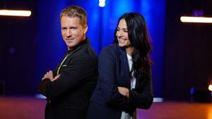 Oli und Amira stolz: TV-Show erstmals wieder mit Publikum!