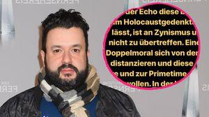 """""""Doppelmoral"""": Oliver Polak entsetzt vom ECHO-Skandal!"""