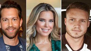 Trotz Netz-Kritik: Promi-Männer stehen auf Sylvies Modelshow