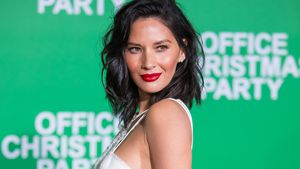 "Olivia Munn auf der Premiere von ""Office Christmas Party"""