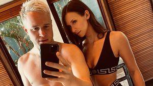 Wegen Bodybuilder-Freundin: Olly Murs wehrt sich gegen Hater