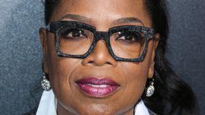 Oprah Winfrey mit Zopf
