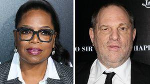 Echt? Will Oprah Harvey Weinstein öffentlich beistehen?