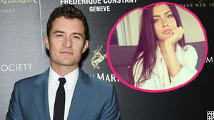 Orlando Bloom und die Ex-Kellnerin Vivian Ross
