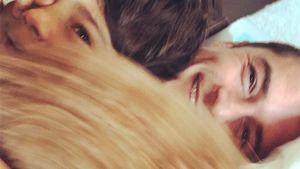 Orlando Bloom ganz süß: Niedlicher Post mit Söhnchen Flynn