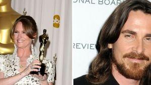 Natalie Portman, Christian Bale und Colin Firth