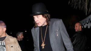 Ozzy Osbourne: Beunruhigende Fotos nach Parkinson-Beichte!