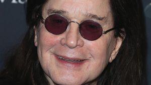 Nach Parkinson-Beichte: Ozzy Osbourne strahlt auf Red Carpet