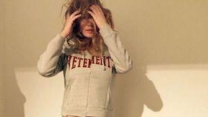 Palina Rojinski: Sexy & ohne Hose beim Christmas-Shopping