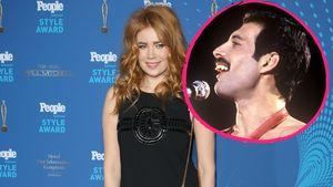Was? Palina Rojinski stand auf Freddie Mercurys (†45) Zähne