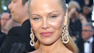Pamela Anderson bei den Filmfestspielen von Cannes 2017