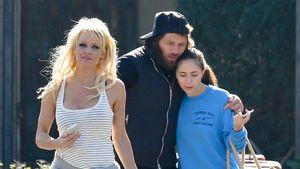 Pamela Anderson schmeißt ihre Stieftöchter raus!