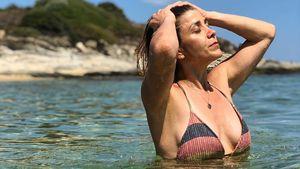 Moderatorin Panagiota Petridou zeigt sich sexy im Bikini