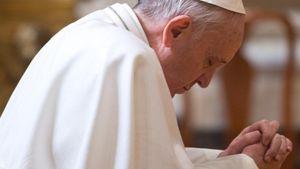 Gebet im Netz: Papst Franziskus I. ist jetzt auf Instagram