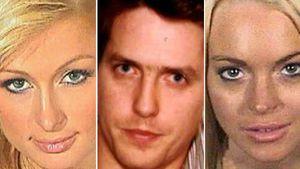 Stars hinter Gittern: Die 5 schrägsten Mugshots der Promis!