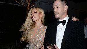 Öffentlicher Kuss: Paris Hilton ist wirklich wieder vergeben