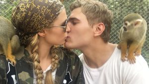 Süßes Kuss-Pic: Paris Hilton & Chris immer noch so verliebt!