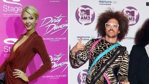 Paris Hilton und Lmfao