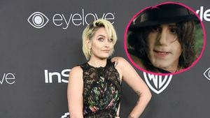 "Paris Jackson bei einer Golden-Globes-Party in Beverly Hills und Joseph Fiennes in ""Urban Myths"""
