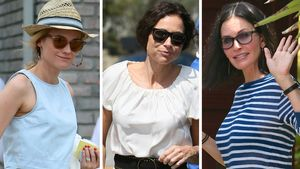 Diane Kruger, Courteney Cox und Minnie Driver