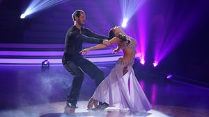 """Ausgerutscht! """"Let's Dance""""-Panne bei Pascal & Ekaterina"""