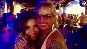 Nach Sommerhaus-Zoff: Patricia Blanco & Bert Arm in Arm!