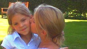 So süß gratuliert Vici Swarovski ihrer Schwester im Netz