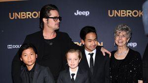 """Scheidungsgrund? Brad Pitts Mama will Shiloh """"normal"""" machen"""