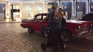1. Abenteuer-Etappe: Janni, Peer & Emil-Ocean sind in Kuba!