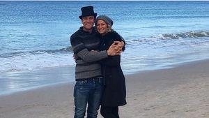 Peer und Janni auf Sylt