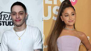 """Arianas Verlobung: Pete Davidson wünscht ihr """"nur das Beste"""""""