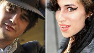 Amy Winehouse und Pete Doherty