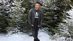 Peter Andre 2016 in London
