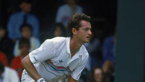 Peter Doohan, ehemaliger Tennis-Profi