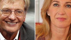 Steffi Graf und Peter Graf