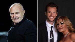 Phil Collins lernt neuen Mann seiner Ex-Frau Orianne kennen
