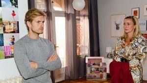 GZSZ-Aufreger: John erwischt Halbbruder und Mutter im Bett
